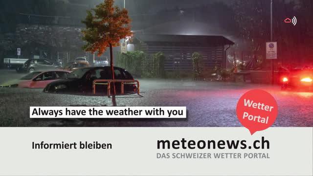 Wilde Wetter Welt 18. März 2020